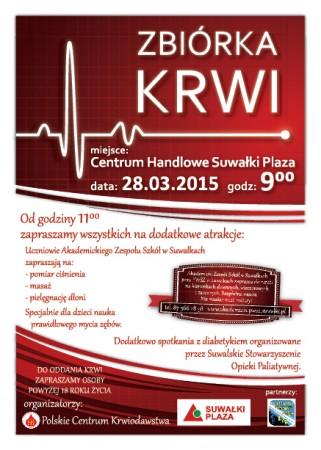Suwałki krwiodawstwo - plakat v01-1 A5 poprawione-01