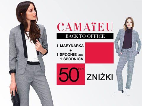 Camaieu Back to office