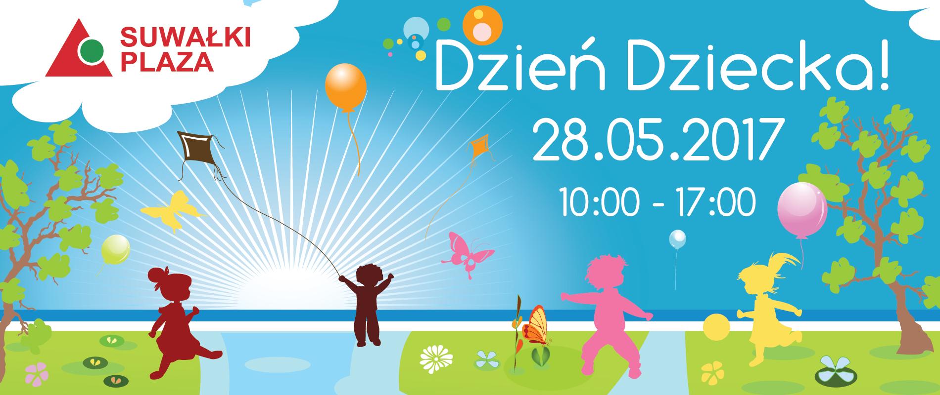 Dzień dziecka 28.05 od 10:00 do 17:00