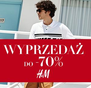 Teraz jeszcze więcej produktów H&M w cenie niższej nawet o 70%.