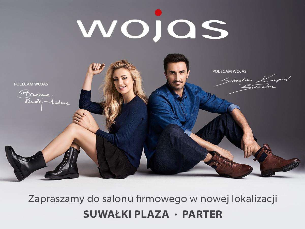 Salon Wojas w nowej lokalizacji