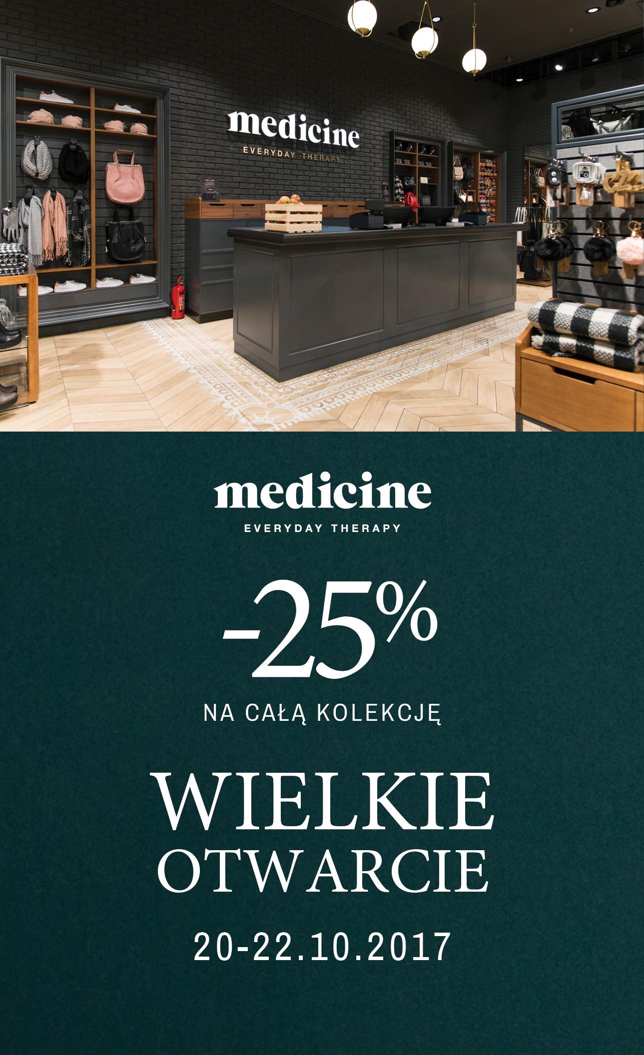 Wielkie otwarcie Medicine