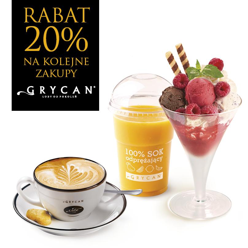 Promocja Grycan