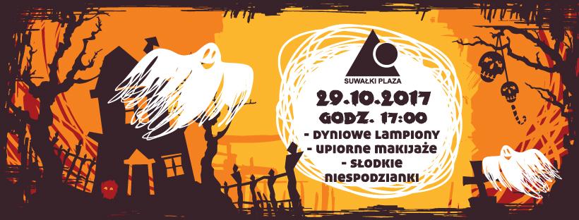 Halloween w Suwałki Plaza