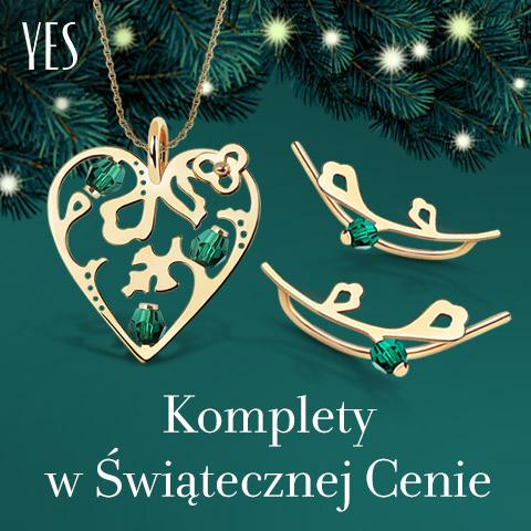 Komplety w Świątecznej Cenie w Salonach YES!