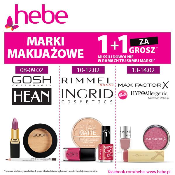Hebe – oferta promocyjna 8-14.02.2018