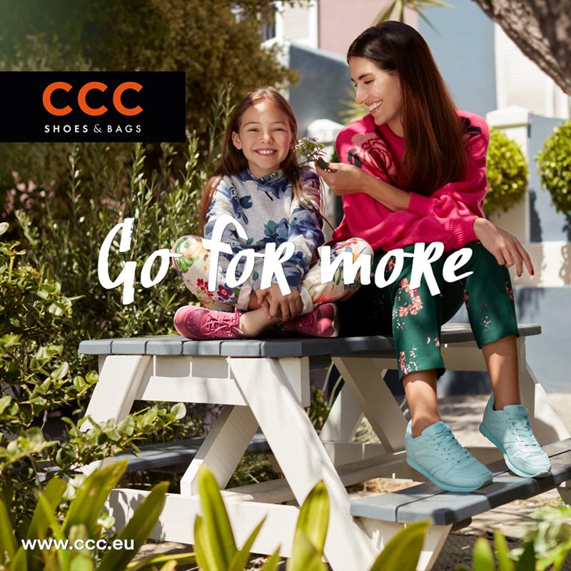 Kampania CCC NA WIOSNĘ 2018