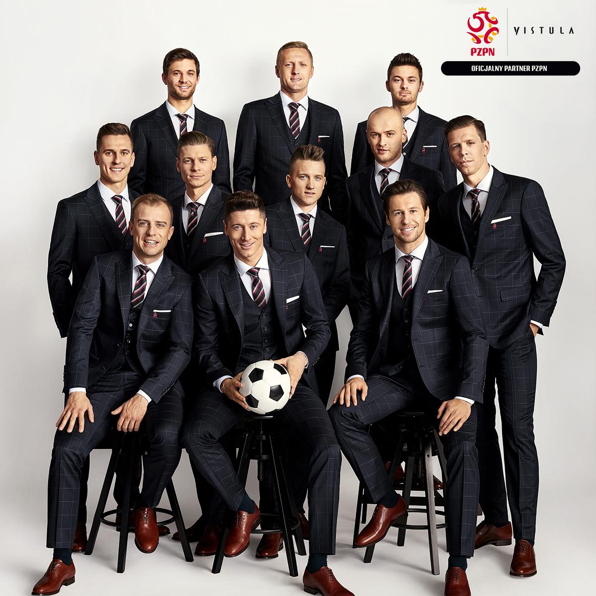 Vistula jako partner PZPN, po raz kolejny zadba o formalny strój Reprezentacji Polski. Tym razem marka towarzyszyć będzie piłkarzom podczas Mistrzostw Świata 2018 w Rosji.