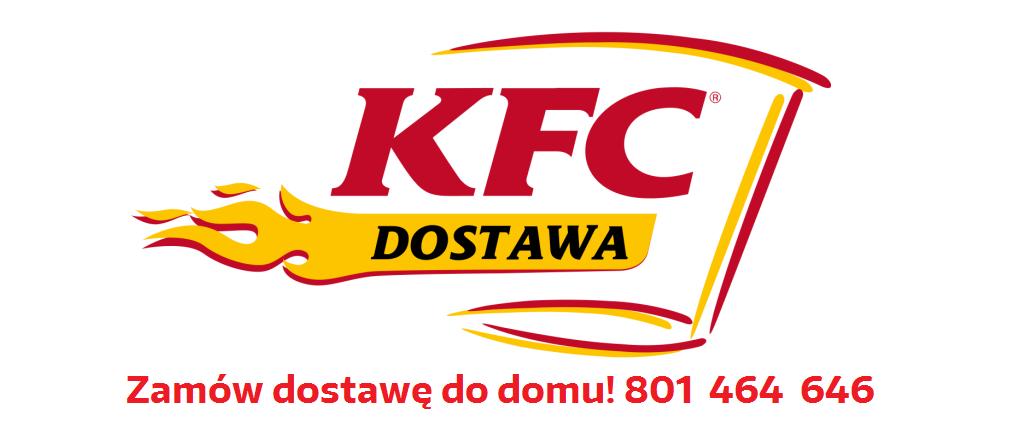 KFC z dostawą do domu