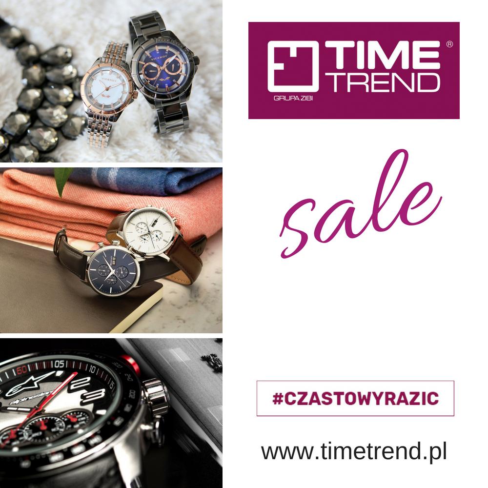 Teraz zegarki, po raz pierwszy, możecie kupić z tak atrakcyjną obiżką: -30%*