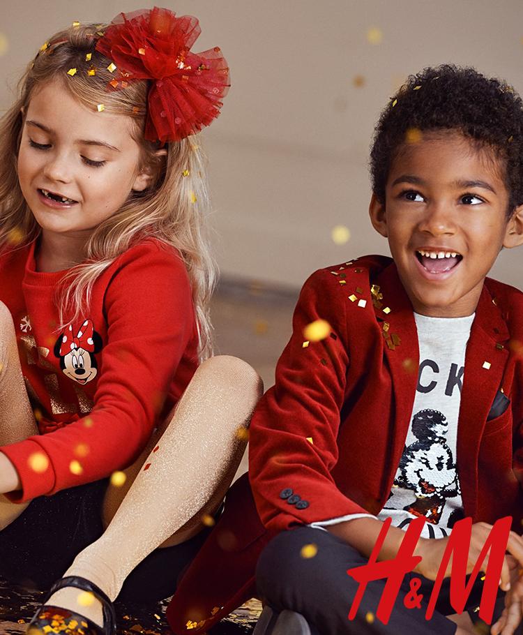 Świętuj 90 urodziny Myszki Mickey z H&M!
