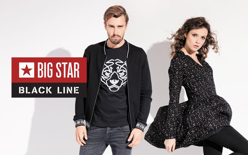 Autorska kolekcja projektantów BIG STAR JEANS już w sprzedaży