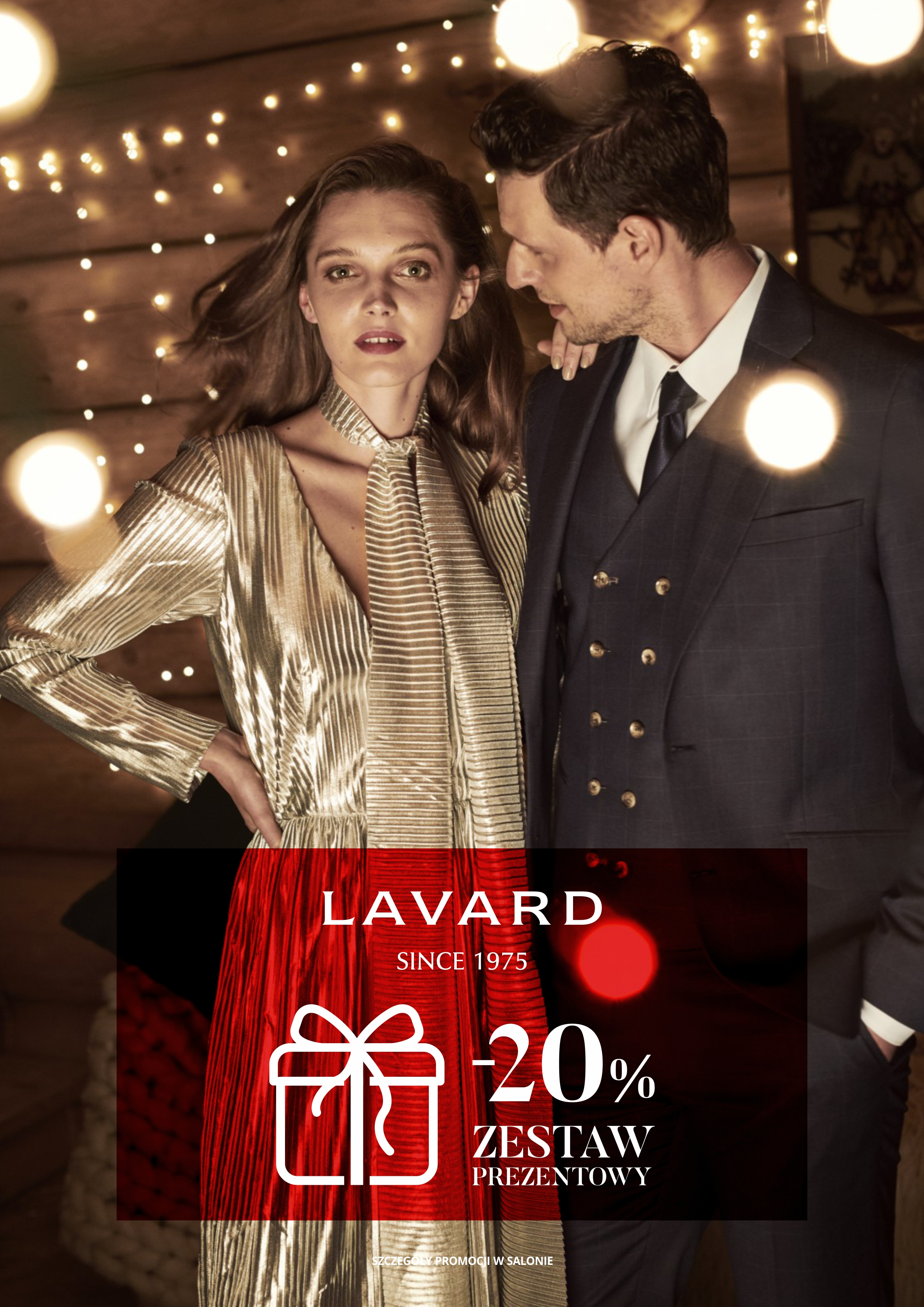 -20% zestaw prezentowy w Lavard