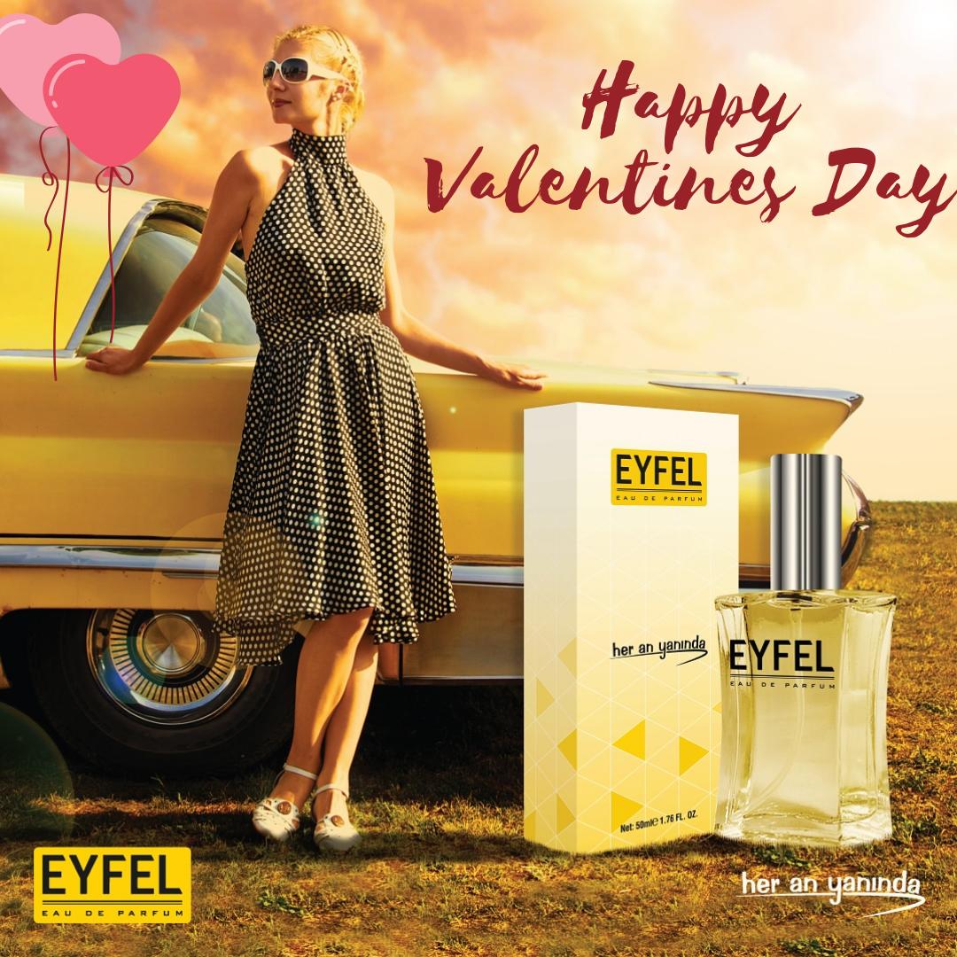 Happy Valentines Day | Eyfel Perfumy