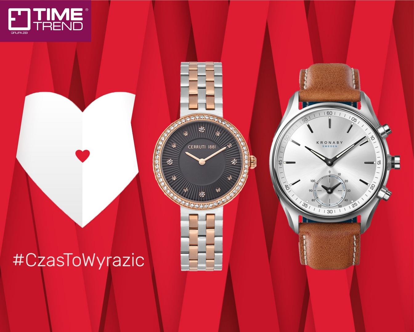 Walentynki w Time Trend!