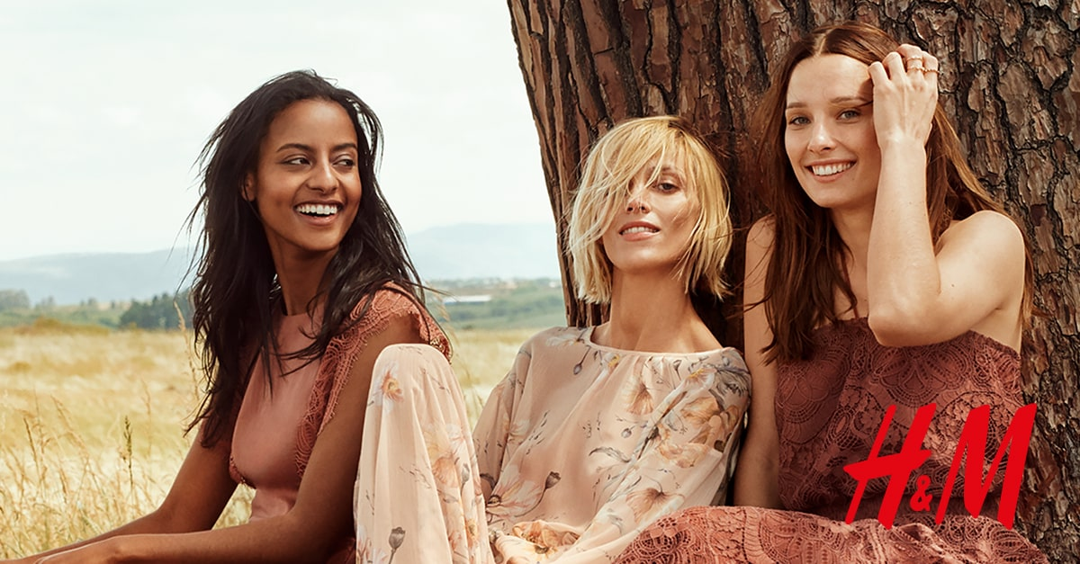 Nowa kolekcja H&M Conscious