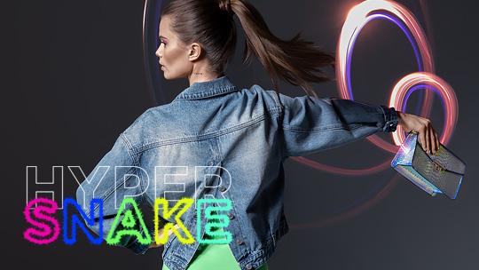 SiNSAY Hyper Snake, czyli szyk w futurystycznej odsłonie
